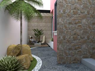 Garden by DISARQ ARQUITECTOS.