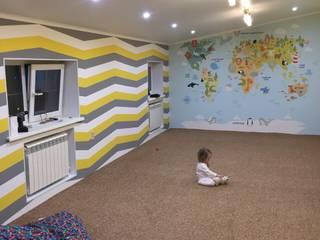 Дом в Московской области : Детские комнаты в . Автор – Дизайн Интерьера