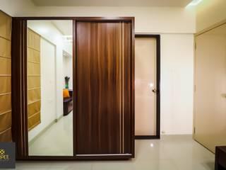 Budget Homes - minimalist interior design Minimalist bedroom by Espee Designs Minimalist