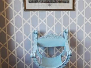 Salas de entretenimiento de estilo  por Tangerinas e Pêssegos - Design de Interiores & Decoração no Porto, Clásico