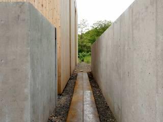 森の素形: 一級建築士事務所 GLAが手掛けた木造住宅です。,