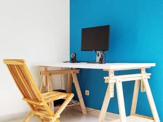 Escritórios modernos por ADEA Studio Moderno