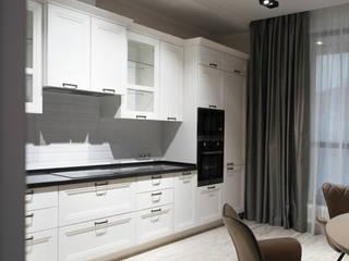 Фрунзенская Лофт: Кухонные блоки в . Автор – Чабанюк Наталья,