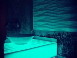 Remodelación Baño Baños modernos de Celsius Arquitectos Moderno