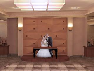Asgün Düğün Salonu Aktif Mimarlık Endüstriyel
