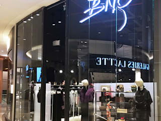 BNG Mağaza Aktif Mimarlık Endüstriyel