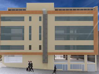 DRN Plaza Aktif Mimarlık Endüstriyel