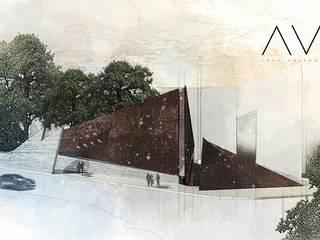 +: Salas de estilo  por AV ARCHITECTURE