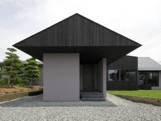 FUH: キューボデザイン建築計画設計事務所が手掛けた家です。,