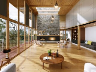 PhotoRealistic Architectural Rendering Services Los Angeles, California, USA:   by JMSD Consultant - 3D Architectural Visualization Studio