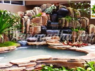 Murs & Sols classiques par Tukang Taman Surabaya - Tianggadha-art Classique