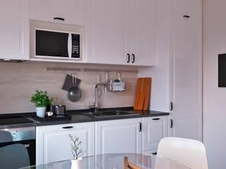 BOGATYRSKY: Кухонные блоки в . Автор – Архитектурная студия 'АВТОР'