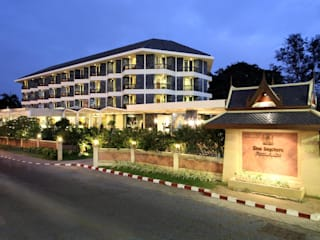 Siam Bay Shore Resort โดย DeKu German Windows Co.,ltd ผสมผสาน