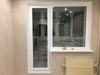 окна ПВХ: Окна в . Автор – Комфортное решение