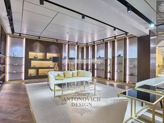 Мультибрендовый бутик Luxury House: Офисы и магазины в . Автор – Студия Luxury Antonovich Design