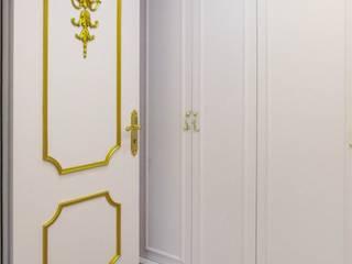 造型門板 根據 台中室內設計裝修|心之所向設計美學工作室 隨意取材風
