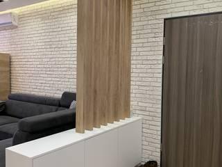 Modern Oturma Odası Fabryka Wnętrz Modern