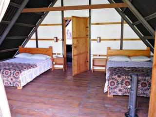 지중해스타일 침실 by Brand Arquitecto interiorista paisajista 지중해