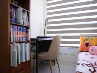 小孩房 根據 台中室內設計裝修|心之所向設計美學工作室 日式風、東方風