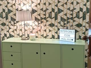 에클레틱 복도, 현관 & 계단 by Alma Braguesa Furniture 에클레틱 (Eclectic)