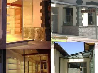 Espacios comerciales de estilo  de Fabiana Ordoqui  Arquitectura y Diseño.   Rosario | Funes |Roldán, Minimalista