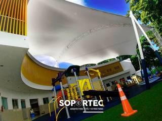 Sekolah Modern Oleh SOPORTEC Modern