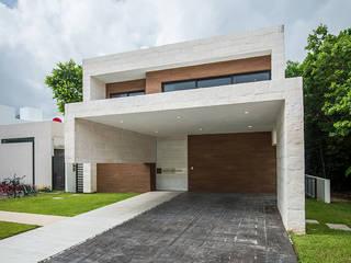 Casa J Casas modernas de ARQUITECTURAZUL Moderno