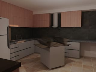CG Diseño Kitchen units Wood