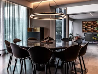 Hotel diseño:  de estilo  por Eduardo Zamora arquitectos,