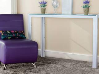 Tipos de sillones para el hogar:  de estilo  por Muebles Dico, Moderno