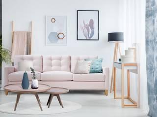 Cotton Candy ¡La sala de tus sueños! de moblum Moderno
