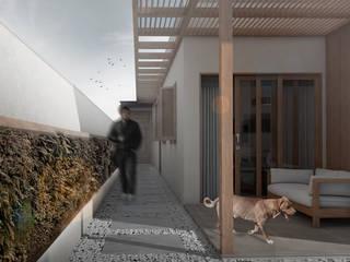R111 | Projeto residencial Casas mediterrâneas por Estúdio 2 : 1 Mediterrâneo