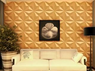 Tiết kiệm chi phí xây dựng nhờ ốp tường nhựa và một số lưu ý khi ốp:   by Công ty TNHH truyền thông nối việt