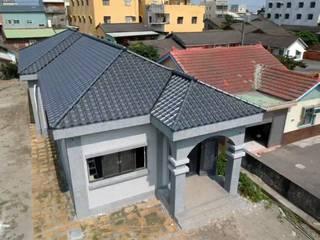 107年 西螺L公館自地自建-RC結構平房-完工照片 根據 懷謙建設有限公司