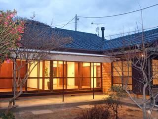 土間のある家 ラスティックな 家 の 湘南建築工房 一級建築士事務所 ラスティック