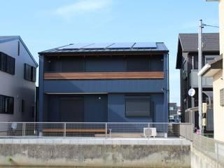有玉北町の家: 新田建築設計室が手掛けた家です。,