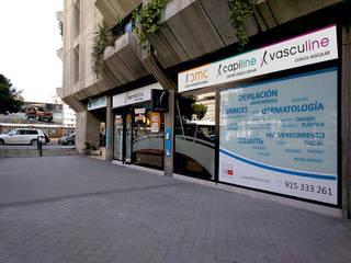 135 - Francisco Silván Arquitectura de Interior - Decoración Espacios comerciales de estilo moderno de FrAncisco SilvÁn - Arquitectura de Interior Moderno