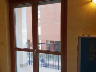 modern  oleh Torino Finestre e Porte, Modern