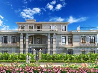 Luxury big villa. Dubai. Большая роскошная вилла. Дубай.: Дома в . Автор – Patanin Luxury Design