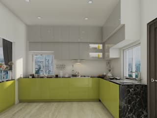 Kitchens by JC INNOVATES Classic