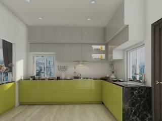 Kitchens:  Kitchen units by JC INNOVATES