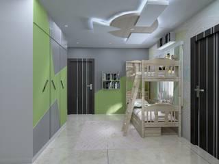 Kids Room:  Boys Bedroom by JC INNOVATES