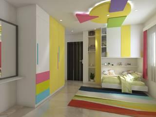 Kids Room:  Girls Bedroom by JC INNOVATES