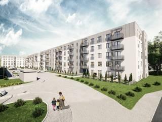 Wizualizacja osiedla: Poznań, ul. Karpia od Blue Sky Drafting