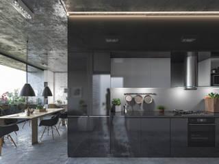 Livings de estilo  por Oscar Hernández - Fotografía de Arquitectura