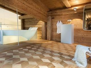 de estilo  por RH-Design Innenausbau, Möbel und Küchenbau Aarau, Rústico