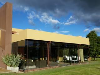 PRADERA DE POTOSI Casas modernas de Escarra arquitectos y asociados SAS Moderno