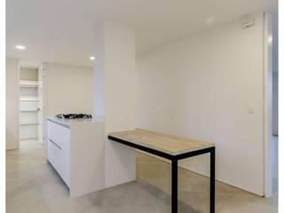 Apartamento Viscaya Cocinas de estilo minimalista de Intrazzo Mobiliairo Minimalista