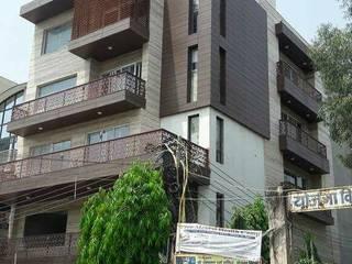 HPL Home Elevation Design - Elegance Exterior:  Houses by 360 Home Interior