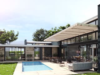 INSPIRA ARQUITECTOS Country house